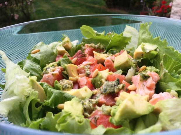 salade finie